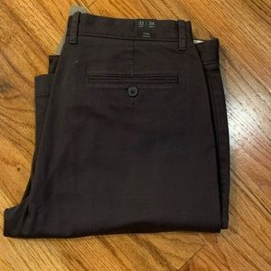 NWT flat from chinos 32/34